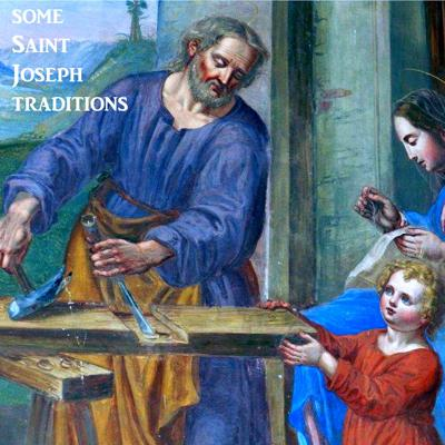 Cover art for some Saint Joseph Traditions