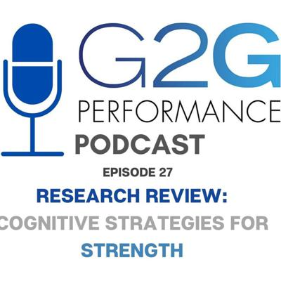 G2G Performance Podcast