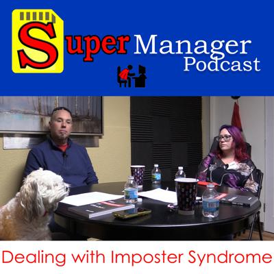 Cover art for SuperManager: Dealing with Imposter Syndrome