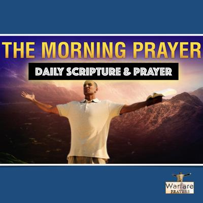 Join the Morning Prayer Podcast every weekday morning at 7:00 am. Pastor Derrick Crosby guided morning prayers to enrich your prayer life daily. Be inspired by morning prayers, and scripture readings that will keep you encouraged, and motivated to seek after God, remain in His presence and strengthen your faith as you follow the leading of His Spirit daily. My prayer is that you will see the power and glory of God, feel the love and grace of God, and sense the peace and presence of God in your heart as you listen to this morning devotional podcast. Join me every weekday morning! Episodes released at 7:00 am.