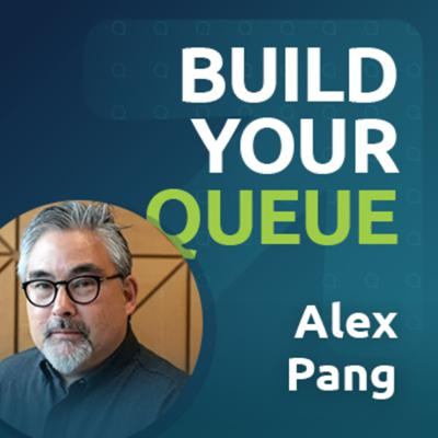 Cover art for Accomplishing More by Doing Less, with Alex Pang, Author & Founder of Strategy and Rest