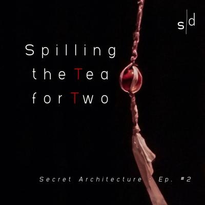 Cover art for Spilling the Tea for Two