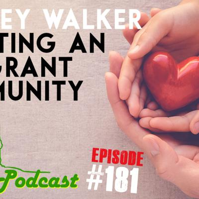 Cover art for Creating an Immigrant Community   Lindsey Walker