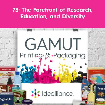 Cover art for 73: The Forefront of Research, Education, and Diversity
