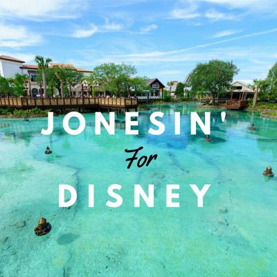 Keep up with the Joneses' on our podcast as we share our love, knowledge, and excitement for Walt Disney World and all things Disney with all of you! - Ryder, Jess and Emery