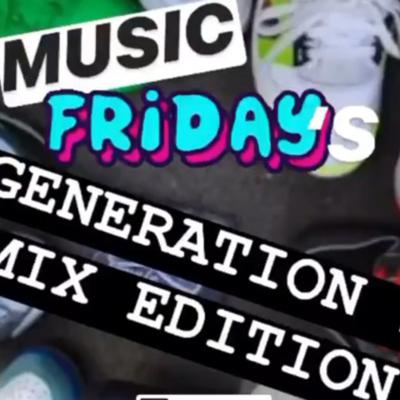 Cover art for Music Friday's Mix! Generation Z Edition