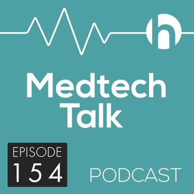 Cover art for Episode 154: Medtech Goes Virtual at Osso VR