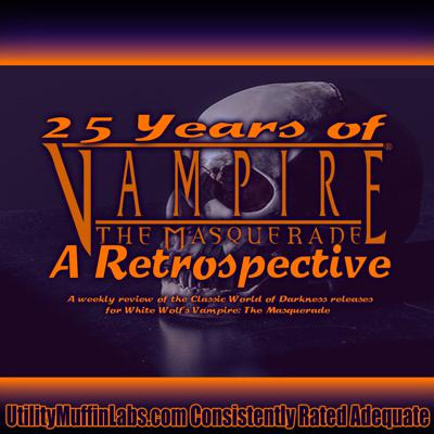 25 Years of Vampire: The Masquerade