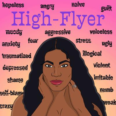 High Flyer is a podcast that aims to examine the prevalence of mental health disorders, stigmas & conditions in our society.