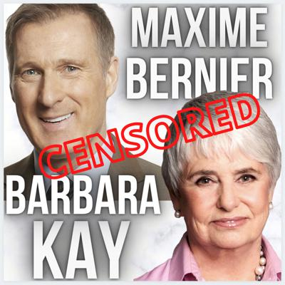 Cover art for The Max Bernier Show - Ep. 4: Journalism in crisis because of political correctness, says Barbara Kay