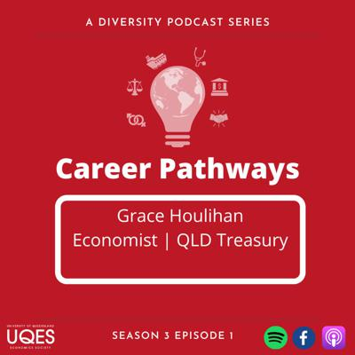 Cover art for Career Pathways: Grace Houlihan