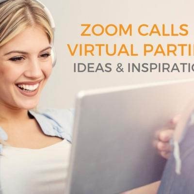 Cover art for Ideas For An Entertaining Zoom Party | Entertainers Worldwide