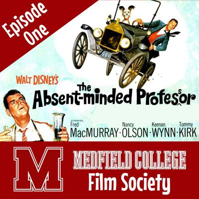 Cover art for The Absent-Minded Professor
