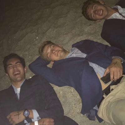 3 Guys on a Couch