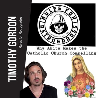 Cover art for Why Akita Makes the Catholic Church Compelling