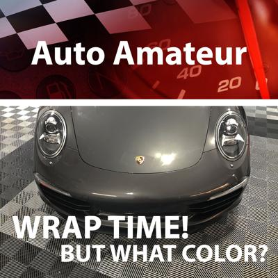 Cover art for Wrap Time...! But what color? Help!
