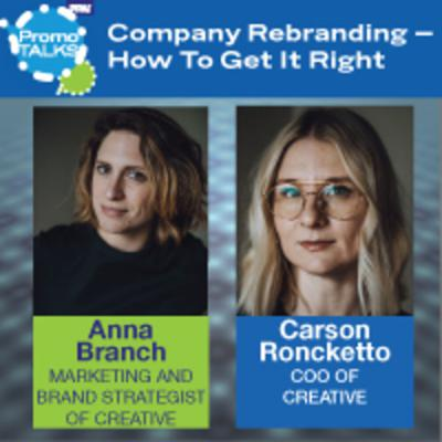 Cover art for PPB Presents: Company Rebranding - How To Get It Right