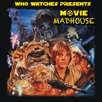 Cover art for Movie Madhouse - The Ewok Adventure: Caravan of Courage