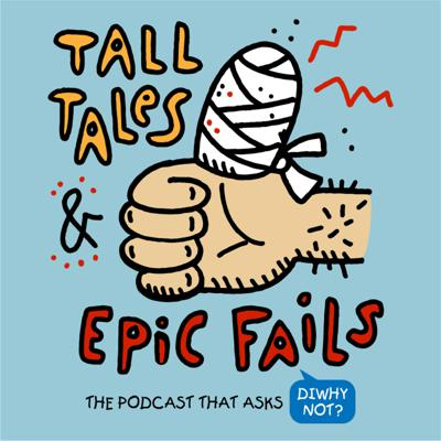 Tall Tales and Epic Fails with Shane Jacobson, Steve Pizzati and the Shovel