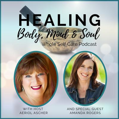 Cover art for Getting back to your body with Amanda Rogers, Somatic Coach