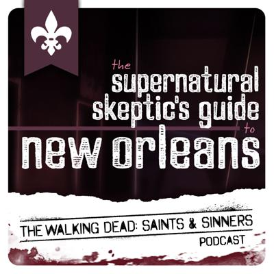 The Walking Dead have overrun New Orleans, and the safest place to hide is a haunted house. Supernatural Skeptics Guide to New Orleans is a brand-new story in the Walking Dead universe. Voiced by acclaimed actress Mara Junot and sound designed in immersive and chilling detail, this ten-part horror odyssey is a companion to The Walking Dead: Saints & Sinners VR game from Skydance Interactive and Skybound Games, releasing on January 23rd, 2020. When the dead walk… when the world falls… what will you have to become to survive?  Go to vrwalkingdead.com for more info.