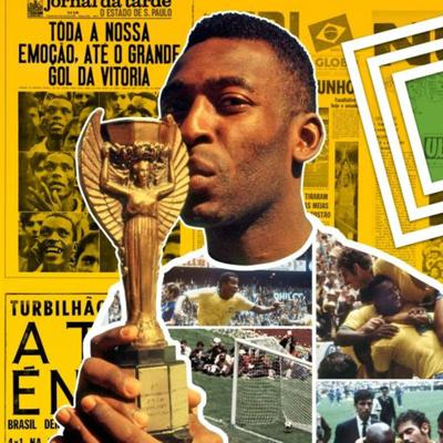 Cover art for Special: How Brazil became the Land of Football #1