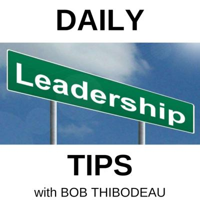 Daily Leadership Tips
