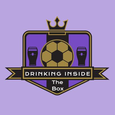 Drinking Inside the Box is two friends sharing a drink or four, talking about the beautiful game.  Kelly and her Co-Host Gordon cover the English Premier League in their own unique way with their hearts on their sleeves and an alcoholic beverage in hand.  The pod is geared towards all fans new and old, going into detail about the games as well as having guests on who support the various teams in the league.  So if you already love the beautiful game, thinking about liking it, or just like beer, come have a drink with us!
