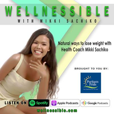 Cover art for Natural ways to lose weight with Health Coach Mikki Sachiko