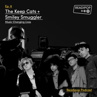 Cover art for Special guests - The Keep Cats and Smiley Smuggler
