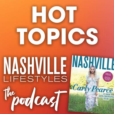 Cover art for Hot Topics March