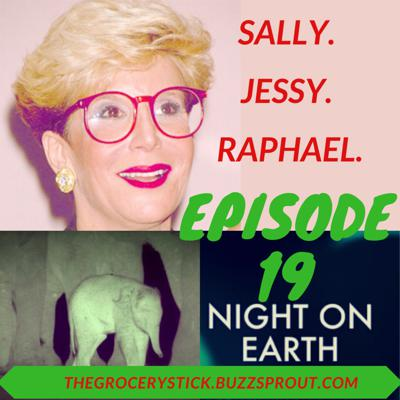 Cover art for Episode 19 - Sally. Jessy. Raphael.