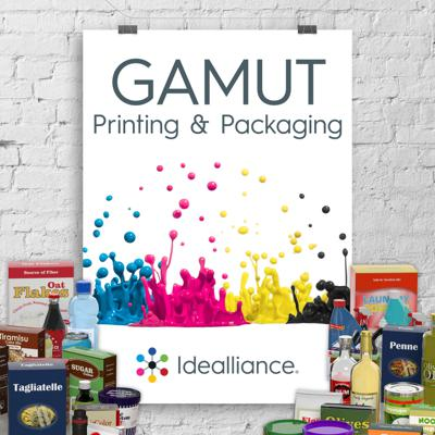 GAMUT: Idealliance Printing & Packaging Podcast