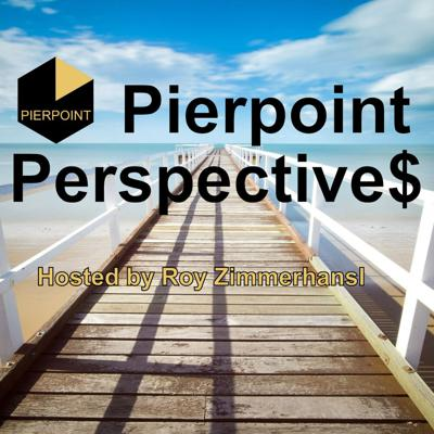 Roy Zimmerhansl and his partners at Pierpoint Financial Consulting bring you Pierpoint Perspective$, focusing on the world of securities finance including securities lending, repo, collateral management and related areas.In addition to the insiders from Pierpoint, listeners will hear from leading industry figures as well as influential market leaders from related areas. It's a $10 billion dollar business so learn how to grab a bigger share of that wallet, reduce risk while doing it, stay within your ESG guidelines and identify the trends that are influencing the future. Not lending yet? Even better - learn from the experts as to what you are missing out on!Subscribe today as an important step towards improving your future returns.