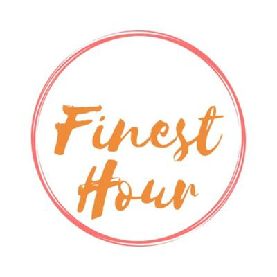 """My dream is for people to feel the transformation beginning as they are listening to the conversation. Oprah calls it """"Aha Moment"""" I call it """"That's what I was thinking"""" feeling that you just tapped into something truly special. #FinestHour"""