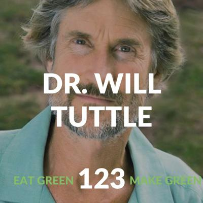Cover art for Episode 123: Dr. Will Tuttle & The World Peace Diet