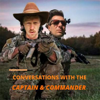 Conversations with the Captain and Commander