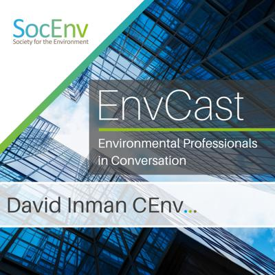 Cover art for In Conversation with David Inman CEnv