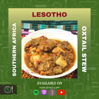 Cover art for Lesotho - Oxtail Stew