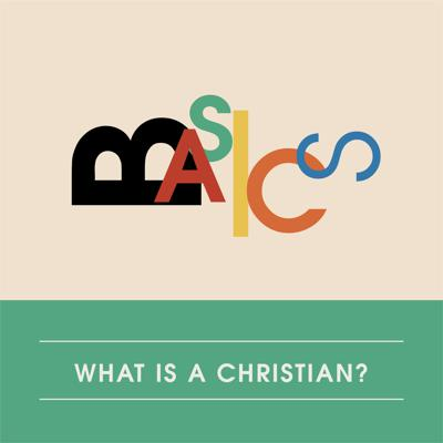 Cover art for What is a Christian?