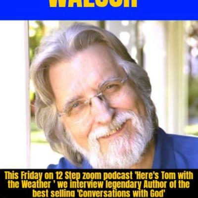 Cover art for Neale Donald Walsch : a 12 Step interview