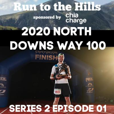 Cover art for Episode 01- 2020 North Downs Way 100