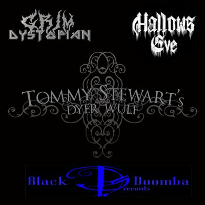 Cover art for Tommy Stewart; Founder of the Legendary Hallow's Eve (or Hollow Eye…)