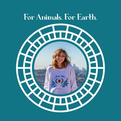 Cover art for For Animals. For Earth.