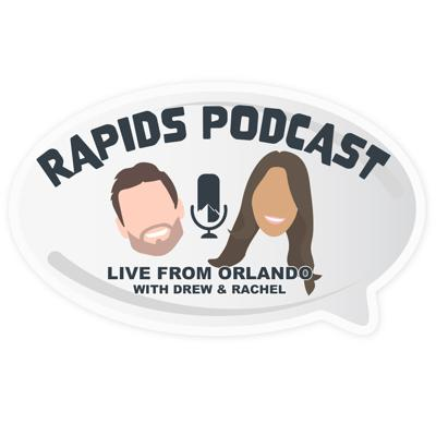 Cover art for Live from Orlando: Drew Moor and Rachel Vigil chat with Sam Vines