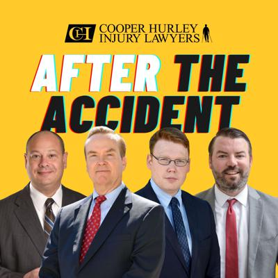 Welcome to After the Accident, where experienced personal injury lawyers share essential information you should know before you hire an attorney or talk to the insurance company. This podcast is brought to you by Cooper Hurley Injury Lawyers, a Virginia-based personal injury law firm. Contact us at www.cooperhurley.com