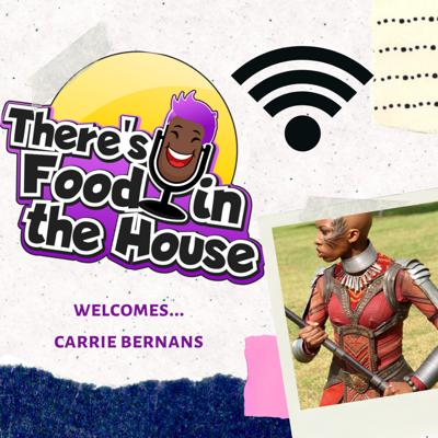 Cover art for Actress, Pro-Athlete & Producer - Carrie Bernans