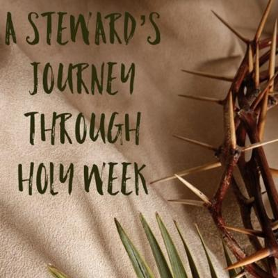 Cover art for Holy Week Devotional Introduction