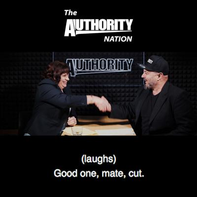 Cover art for EP#004 AUTHORITY NATION - Lara McCormick