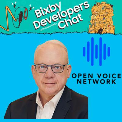 Cover art for Open Voice Network with Jon Stine - Episode 33